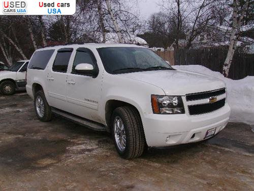 for sale 2010 passenger car chevrolet suburban lt conway insurance rate quote price 39775. Black Bedroom Furniture Sets. Home Design Ideas