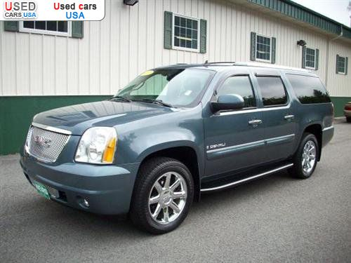 for sale 2007 passenger car gmc yukon denali kennebunkport insurance rate quote price 38900. Black Bedroom Furniture Sets. Home Design Ideas