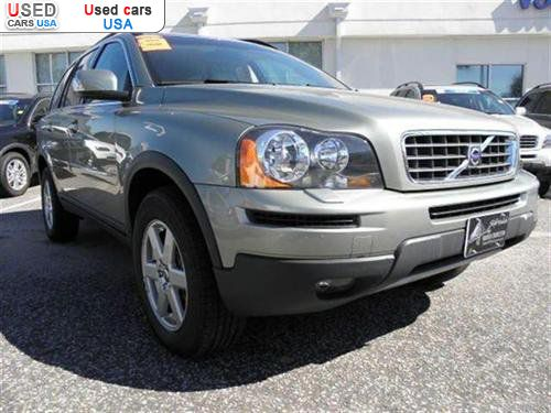 for sale 2008 passenger car volvo xc90 i6 charleston insurance rate quote price 29451 used. Black Bedroom Furniture Sets. Home Design Ideas