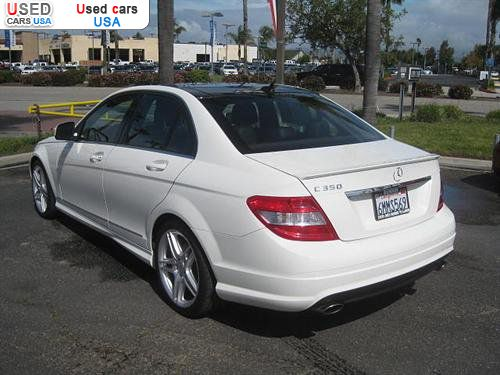 For sale 2009 passenger car mercedes c 2009 mercedes benz for Oxnard mercedes benz used cars