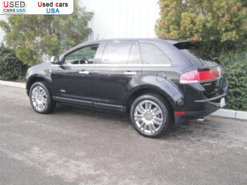 for sale 2010 passenger car lincoln mkx fwd hollister insurance rate quote price 36888 used. Black Bedroom Furniture Sets. Home Design Ideas
