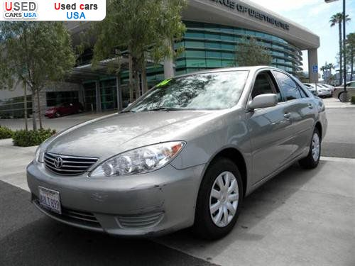 for sale 2006 passenger car toyota camry le sedan 4d westminster insurance rate quote price. Black Bedroom Furniture Sets. Home Design Ideas