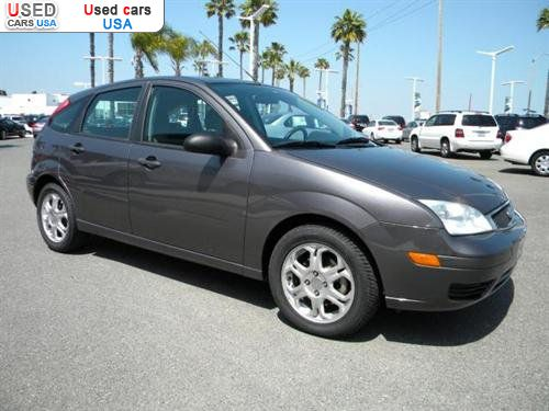 For Sale 2007 Passenger Car Ford Focus Se Hatchback 4d