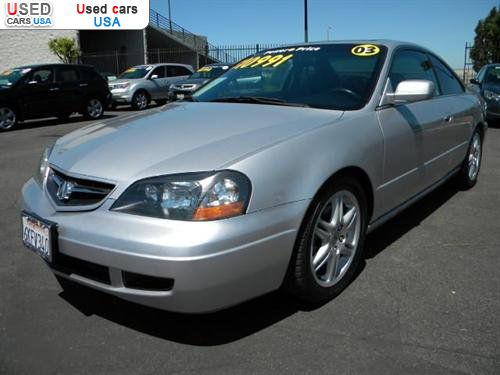 for sale 2003 passenger car acura cl type s torrance insurance rate quote price 10992 used. Black Bedroom Furniture Sets. Home Design Ideas