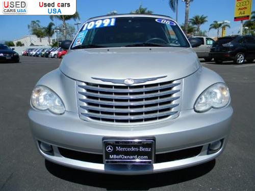 For sale 2006 passenger car chrysler pt cruiser cruiser for Oxnard mercedes benz used cars