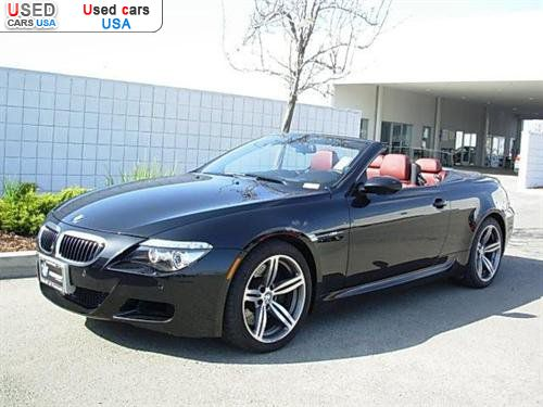 For Sale 2008 Passenger Car Bmw 6 Series Convertible