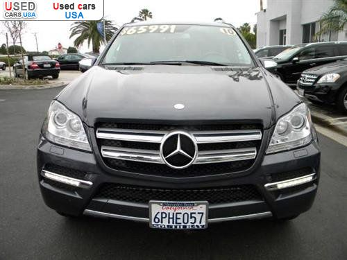 For sale 2010 passenger car mercedes gl 2010 mercedes benz for Mercedes benz repair torrance ca