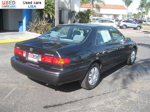 for sale 2001 passenger car toyota camry 2001 toyota camry oxnard insurance rate quote price. Black Bedroom Furniture Sets. Home Design Ideas