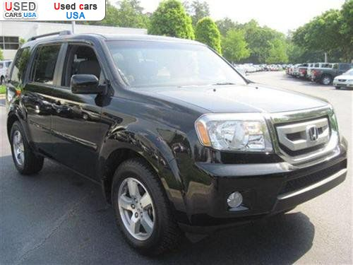 Car Market in USA - For Sale 2009  Honda Pilot EX AT 2WD