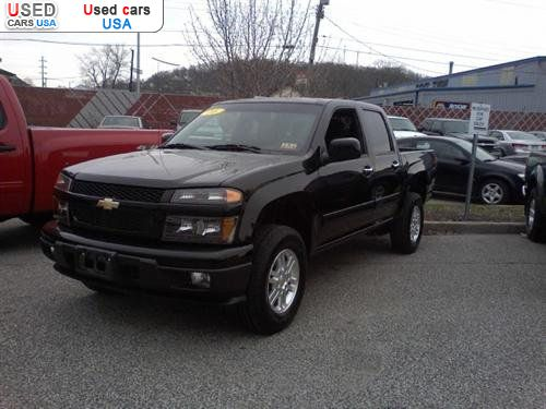 for sale 2010 passenger car chevrolet colorado lt w 1lt clarksburg insurance rate quote price. Black Bedroom Furniture Sets. Home Design Ideas