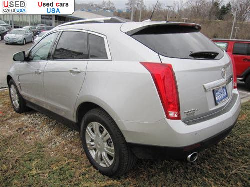 for sale 2010 passenger car cadillac srx luxury collection bellevue insurance rate quote. Black Bedroom Furniture Sets. Home Design Ideas