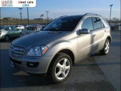 For sale 2008 m 2008 mercedes benz m class 3 5l omaha for Mercedes benz of omaha used cars