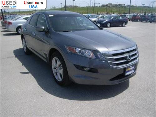 For Sale 2010 Passenger Car Honda Accord Crosstour Ex L