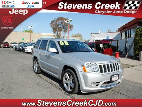 For Sale 2008 Passenger Car Jeep Grand Cherokee Cherokee