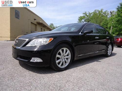 for sale 2008 passenger car lexus ls 460 chattanooga insurance rate quote price 44940 used. Black Bedroom Furniture Sets. Home Design Ideas