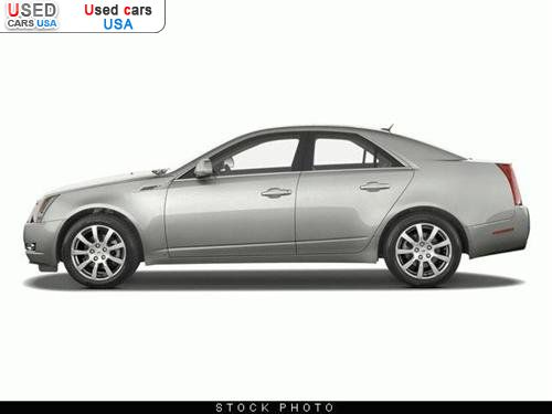 Car Market in USA - For Sale 2011  Cadillac CTS Coupe Premium