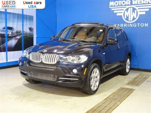 For sale 2008 passenger car bmw x5 awd 4dr suv barrington for Motor werks barrington used cars