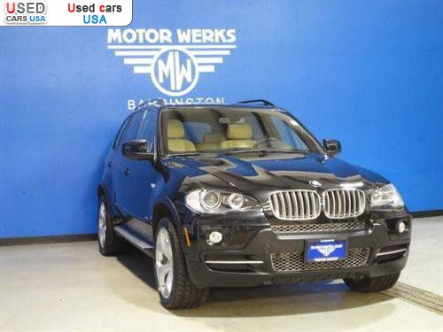 For sale 2007 passenger car bmw x5 awd 4dr suv barrington for Motor werks barrington used cars