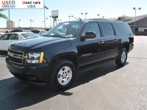 for sale 2010 passenger car chevrolet suburban lt wichita insurance rate quote price 44900. Black Bedroom Furniture Sets. Home Design Ideas