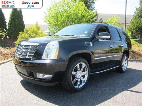 For sale 2008 passenger car cadillac escalade luxury for Smith motor cars charleston wv