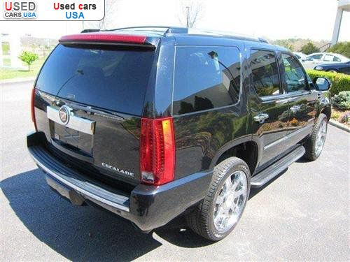 For Sale 2008 Passenger Car Cadillac Escalade Luxury