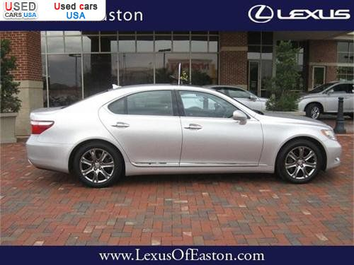 for sale 2008 passenger car lexus ls 460 columbus. Black Bedroom Furniture Sets. Home Design Ideas
