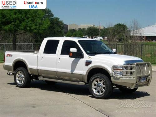 For Sale for 46982$ passenger car Ford F 250 Super Duty King Ranch