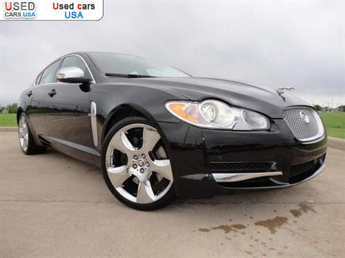 for sale 2009 passenger car jaguar xf supercharged plano insurance rate quote price 46900. Black Bedroom Furniture Sets. Home Design Ideas