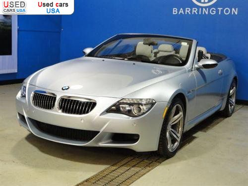 for sale 2008 passenger car bmw 6 series convertible barrington insurance rate quote price. Black Bedroom Furniture Sets. Home Design Ideas