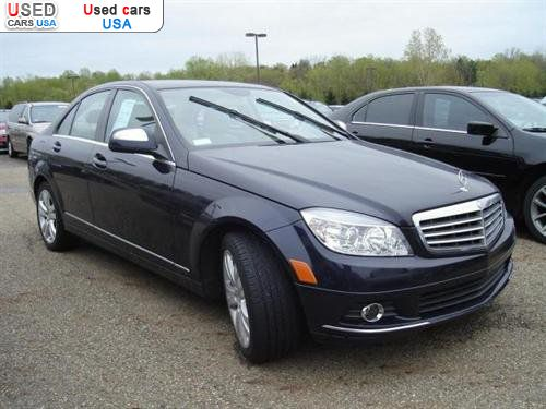 For sale 2008 passenger car mercedes c 2008 mercedes benz for Mercedes benz c class 2008 price