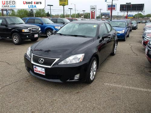 for sale 2009 passenger car lexus is 250 250 awd massillon insurance rate quote price 29975. Black Bedroom Furniture Sets. Home Design Ideas