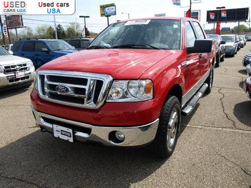 for sale 2008 passenger car ford f 150 4wd supercrew 139 xlt massillon insurance rate quote. Black Bedroom Furniture Sets. Home Design Ideas