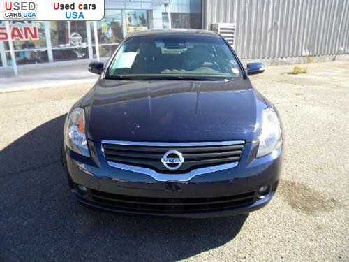 for sale 2007 passenger car nissan altima 2 5 s sedan 4d phoenix insurance rate quote price. Black Bedroom Furniture Sets. Home Design Ideas