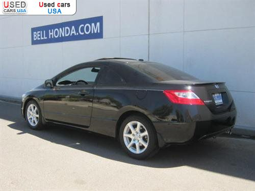 for sale 2008 passenger car honda civic coupe ex l phoenix insurance rate quote price 17699. Black Bedroom Furniture Sets. Home Design Ideas