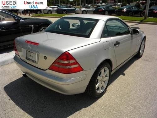 ... in USA - For Sale 1998 Mercedes SLK 1998 Mercedes-Benz SLK-Class BASE