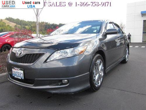 for sale 2007 passenger car toyota camry se sumner insurance rate quote price 16477 used cars. Black Bedroom Furniture Sets. Home Design Ideas