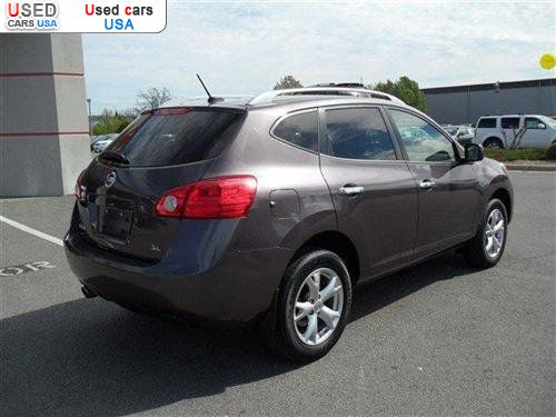 for sale 2010 passenger car nissan rogue sl conway insurance rate quote price 20988 used cars. Black Bedroom Furniture Sets. Home Design Ideas