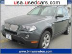 2007 BMW X3 AWD 4dr SUV  used car