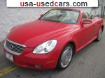 2002 Lexus SC 430 2dr Convertible  used car
