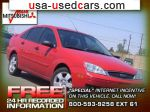 2005 Ford Focus ZX4  used car