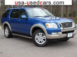Car Market in USA - For Sale 2010  Ford Explorer Eddie Bauer