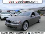 2008 BMW 7 Series Sedan  used car