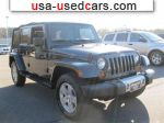 2008 Jeep Wrangler Unlimited Sahara  used car