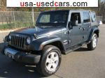 Car Market in USA - For Sale 2008  Jeep Wrangler Unlimited Sahara
