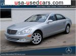 2008 Mercedes S 2008 Mercedes-Benz S-Class 5.5L V8  used car