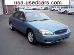 Car Market in USA - For Sale 2006  Ford Taurus SE