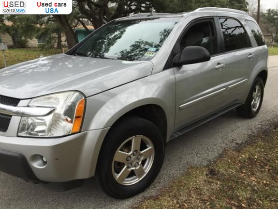 for sale 2005 passenger car chevrolet equinox lt austin insurance rate quote price 7299. Black Bedroom Furniture Sets. Home Design Ideas