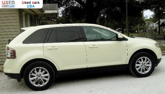 for sale 2008 passenger car ford edge sel bradenton insurance rate quote price 14000 used cars. Black Bedroom Furniture Sets. Home Design Ideas