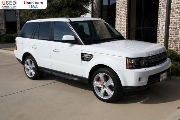 for sale 2013 range rover sport hse cleveland insurance. Black Bedroom Furniture Sets. Home Design Ideas