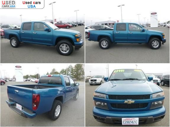 for sale 2011 passenger car chevrolet colorado kennewick insurance rate quote price 18985. Black Bedroom Furniture Sets. Home Design Ideas